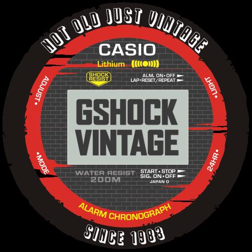 G-Shock Vintage