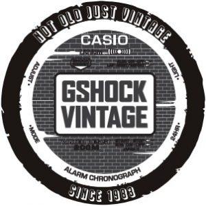 The News : G-Shock Vintage